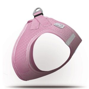 curli vest air mash pink