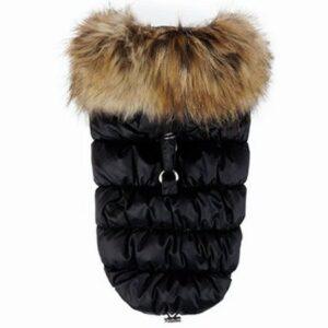 hundeveste luxury schwarz