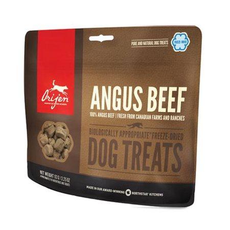 orijen dried treats beef