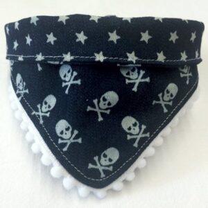 skull jeans bandana
