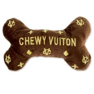 luxury toy chewy vuiton