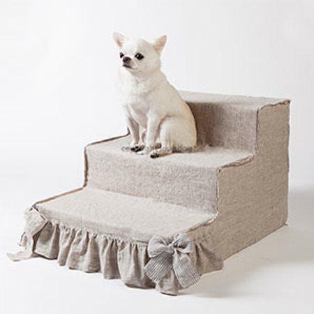 hundetreppe linen von louisdog