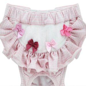 schutzhose lycra pink