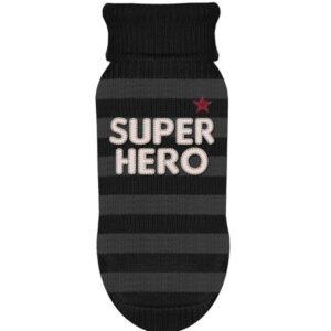 super hero hundepullover