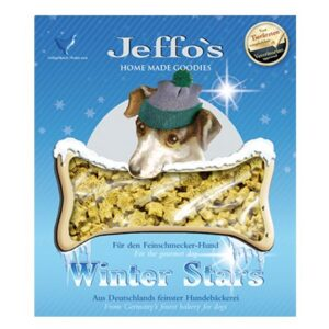 hundeleckerli jeffo winter stars