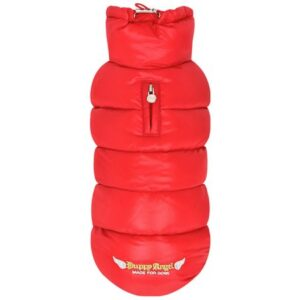 puppy angel padded vest rot