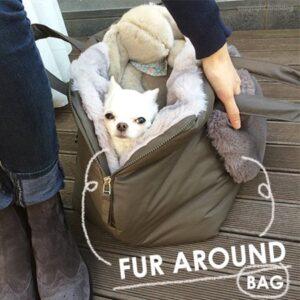 louisdog four arround bag