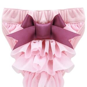 hundeschutzhoeschen sanitory pink