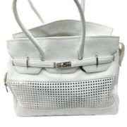 hundetasche dogs of glamour in white