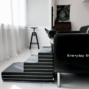 hundetreppe everyday black