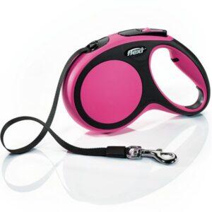 rollleine flexi pink
