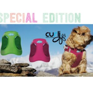 curli vest air mash hot pink - limitiert