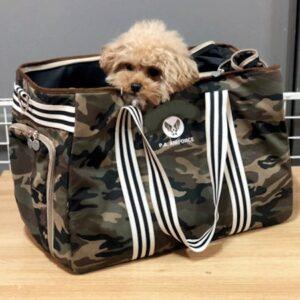 hunde sommerbag camouflage