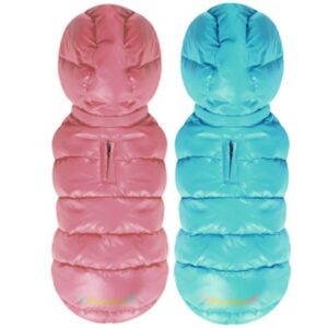 Puppy Angel Love Hood Down Padding Vest