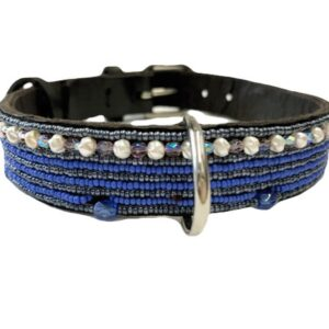 perlen halsband blue dream