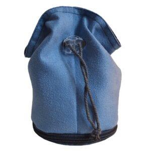 leckerli beutel blau