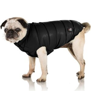 daunen jacke von i love my dog black