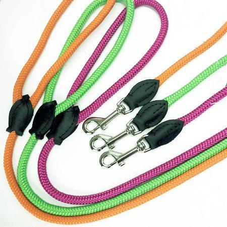 my rope leash neon
