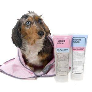 welpen shampoo fuzzyard