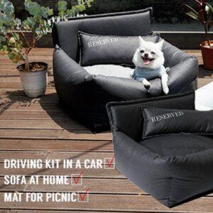 louisdog first driving kit chacoal
