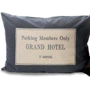 hundekissen grand hotel