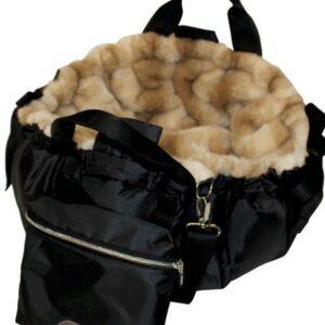 napidoo round fur neu