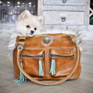 dog with a mission ibiza bag