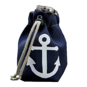 leckerlibeutel anker navy