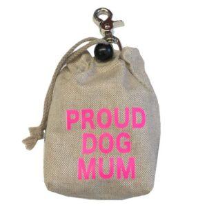 leckerlibeutel proud dog mum