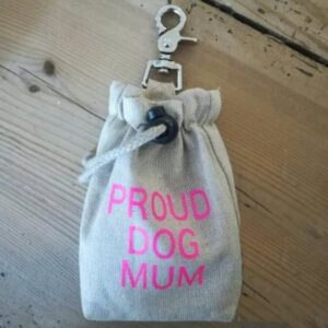 leckerlibeutel proud dog mum