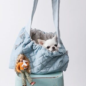 louisdog lucky blue sling