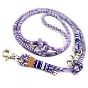tauwerkleine verstellbar violetta und brombeere