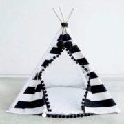 ibiza tipi black and white