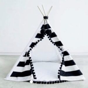 ibiza tipi black and white