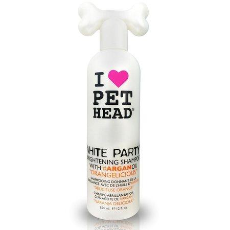 pet head white party shampoo