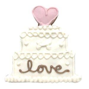 weddingcake cookie