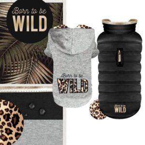 noox winterjacke born to be wild