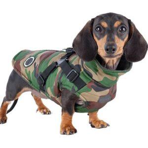 camlouflage hundeveste