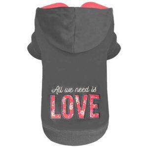 hoodie love