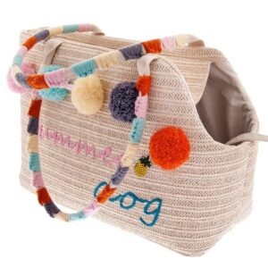 summer dog bag
