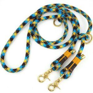 kordelleine fashion yellow blue