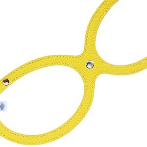 buddy belt canary mit swarovski