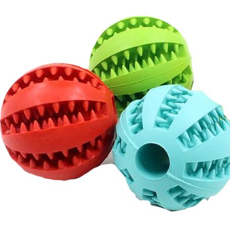 weicher zahnreingungs ball mint